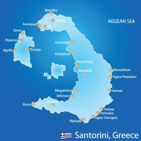 Dove Dormire A Santorini Nel 2020 Guida Completa
