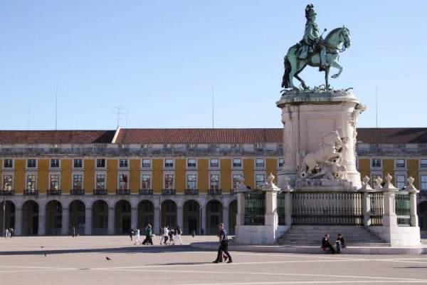 piazza-do-comercio-lisbona