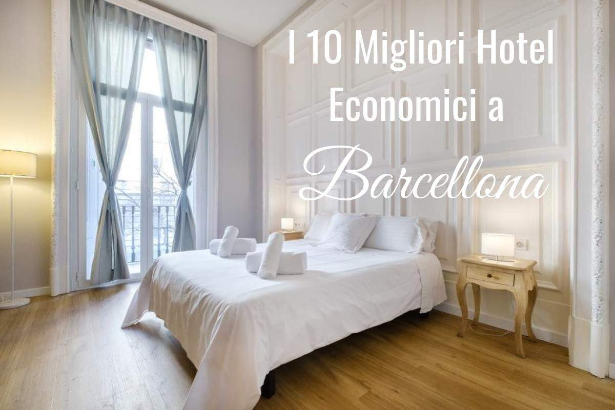 hotel-economici-barcellona