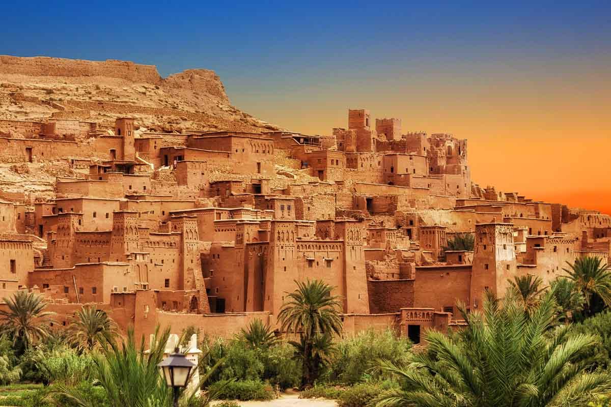 Ouarzazate-ait-ben-addou