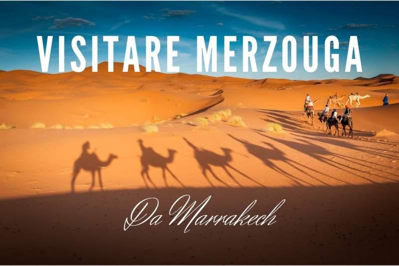 5 giorni da Marrakech a Merzouga | itinerario da Marrakech ...