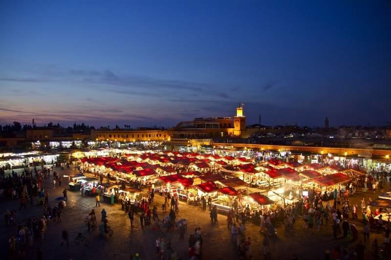 marrakech-medina-notte