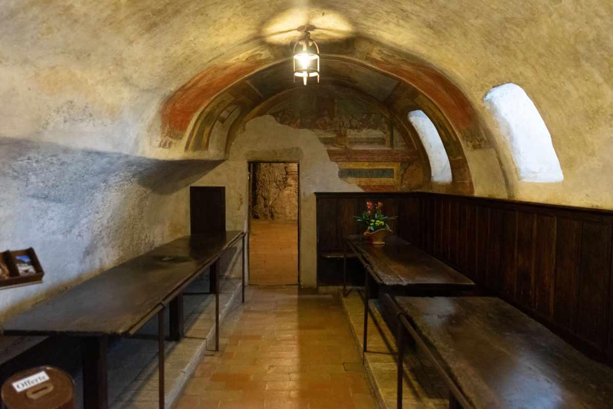 convento eremo delle carceri