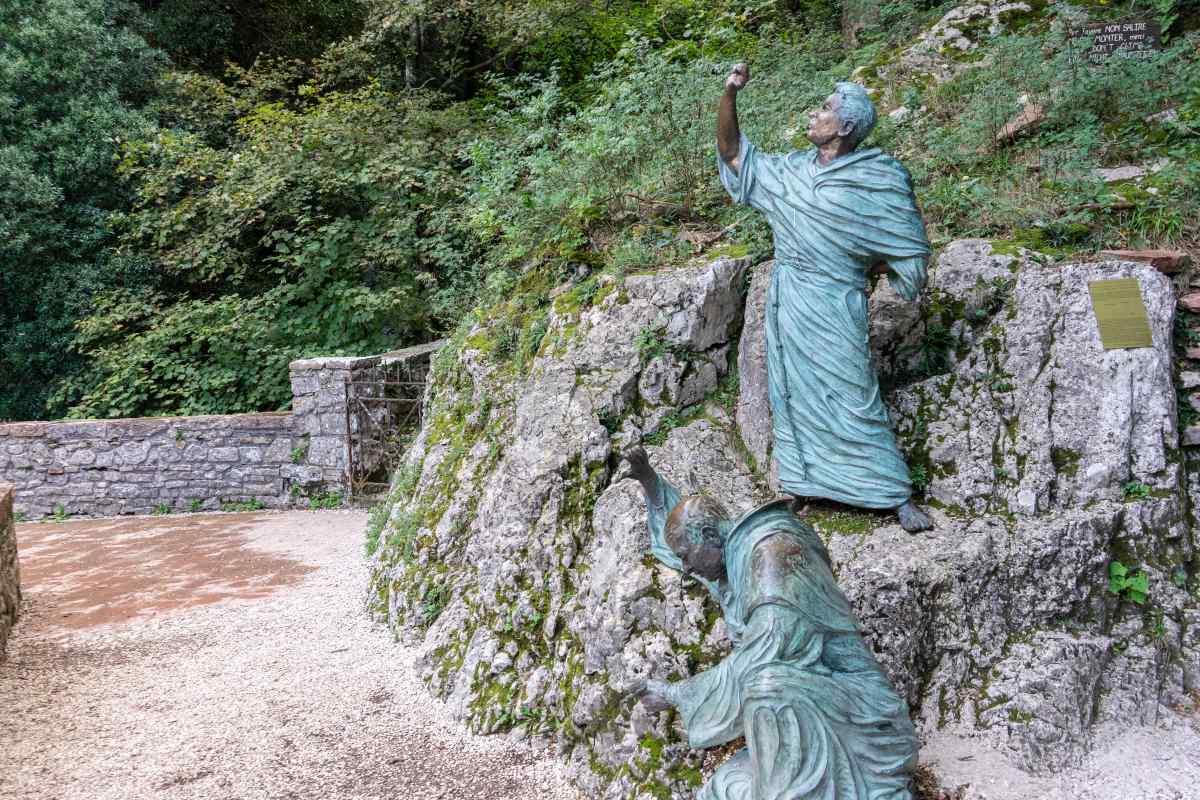 leccio secolare san francesco
