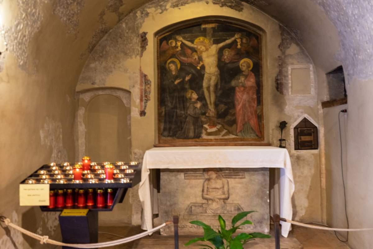 oratorio santa maria delle carceri