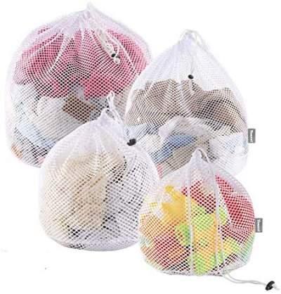 sacchetto tela per biancheria