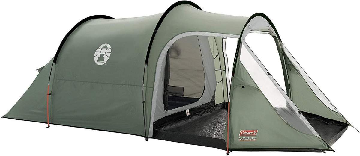 tenda famigliare