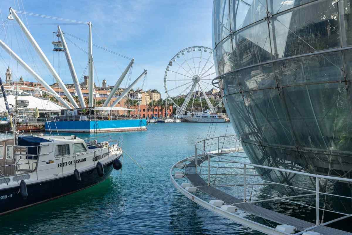 Cosa vedere a Genova in un giorno