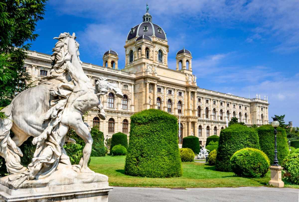 Hofburg Palace Vienna