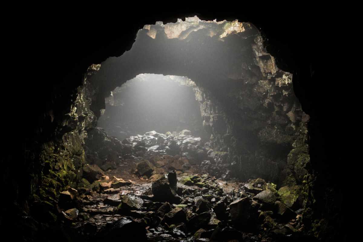 Grotta di lava di Raufarholshellir