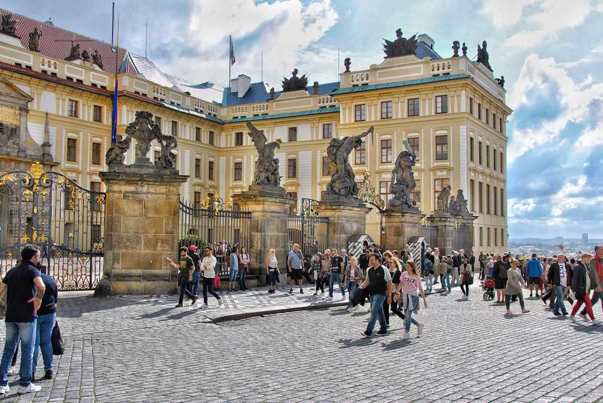 Castello di Praga cosa vedere
