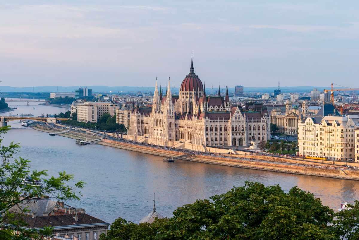 dove alloggiare a Budapest romantico castello