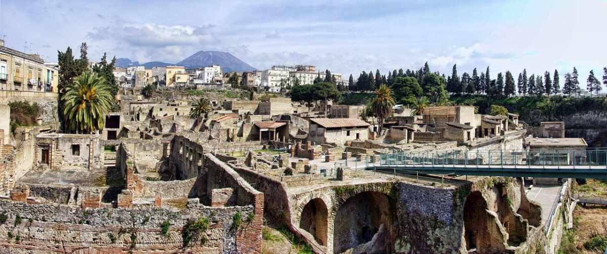 Visitare Pompei ed Ercolano
