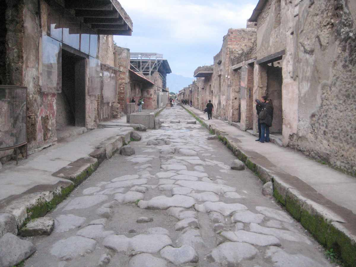 visita guidata di Pompei