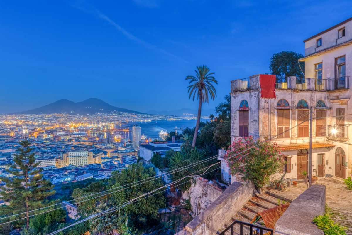 dove alloggiare a Napoli coppie vomero