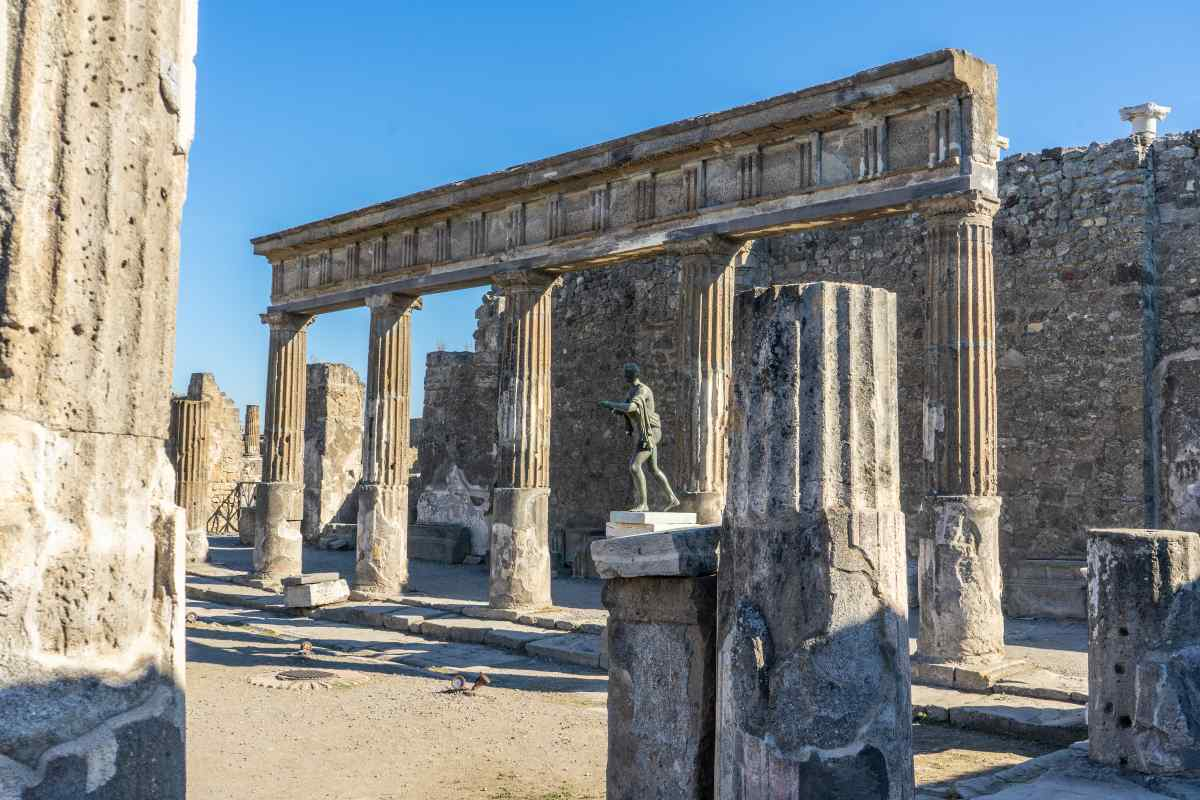 Escursione Napoli Pompei
