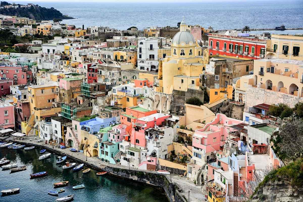 Escursione Napoli Procida