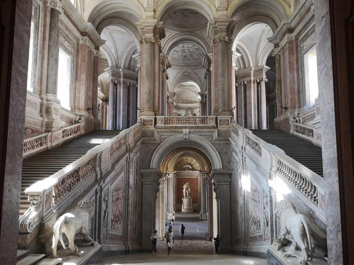 Escursione Napoli Reggia di Caserta